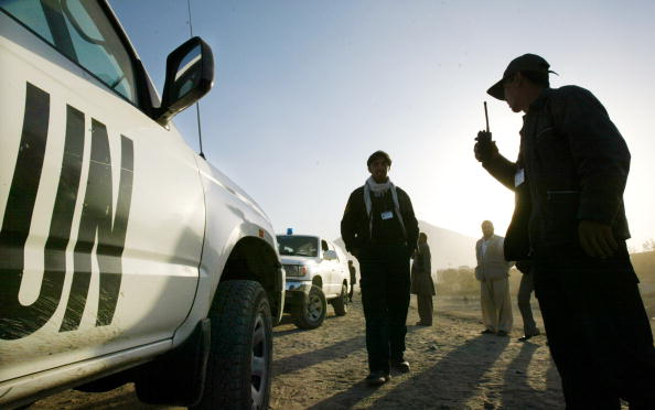 Unity「UN Election Workers Kidnapped In Afghanistan」:写真・画像(13)[壁紙.com]