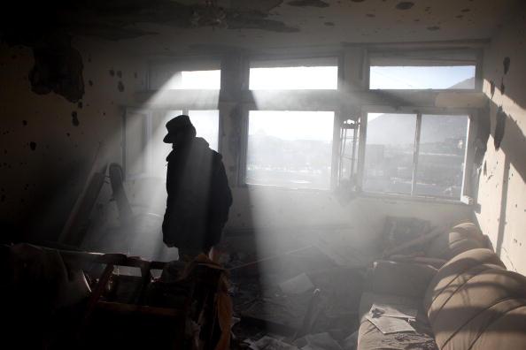 Taliban「Firefight Ends Militant Raids On Central Kabul」:写真・画像(2)[壁紙.com]