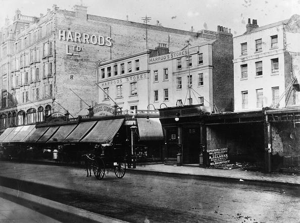 Knightsbridge「Harrod's」:写真・画像(2)[壁紙.com]