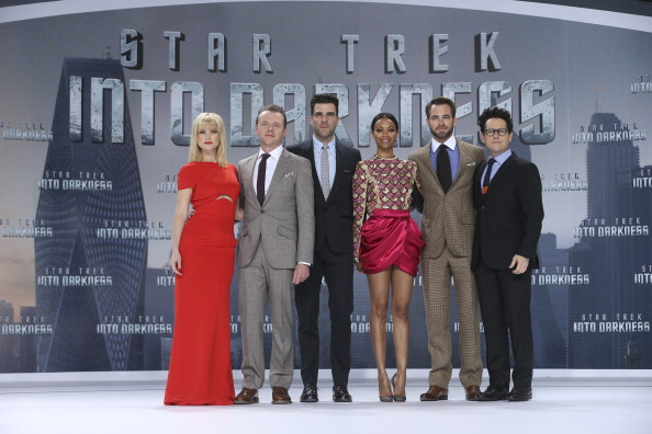 Star Trek - Into Darkness「'Star Trek Into Darkness' Premiere」:写真・画像(15)[壁紙.com]
