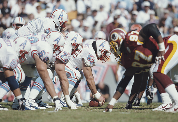 Andy Lyons「Washington Redskins vs Tennessee Oilers」:写真・画像(17)[壁紙.com]