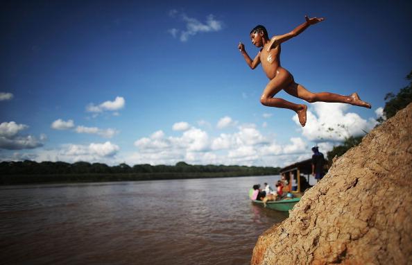 Environmental Conservation「Peruvian Gold Mining Rush Brings Social And Environmental Stresses To Amazon」:写真・画像(17)[壁紙.com]
