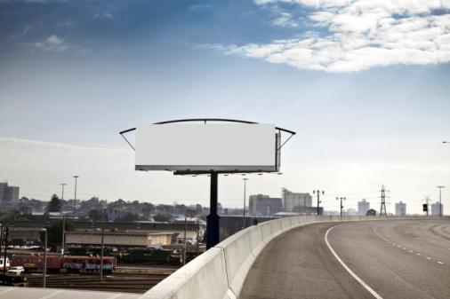 City Life「Empty Billboard」:スマホ壁紙(17)