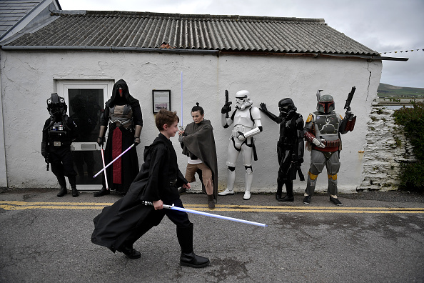 Star Wars「Ireland Hosts New Stars Wars Festival」:写真・画像(9)[壁紙.com]