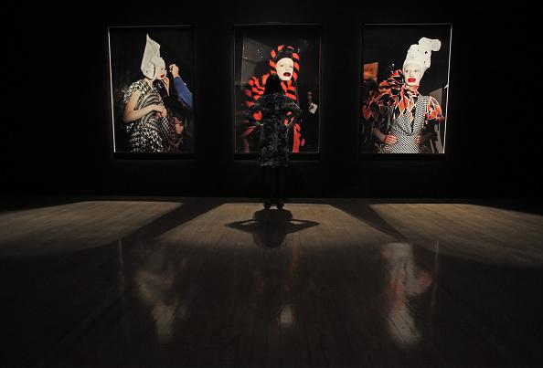 Alexander McQueen - Designer Label「Preview Of The Nick Waplington And Alexander McQueen Exhibition」:写真・画像(9)[壁紙.com]