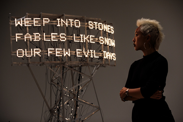 "Hayward Gallery「Artist Lee Bul Previews New Art Exhibition ""Crashing""」:写真・画像(10)[壁紙.com]"