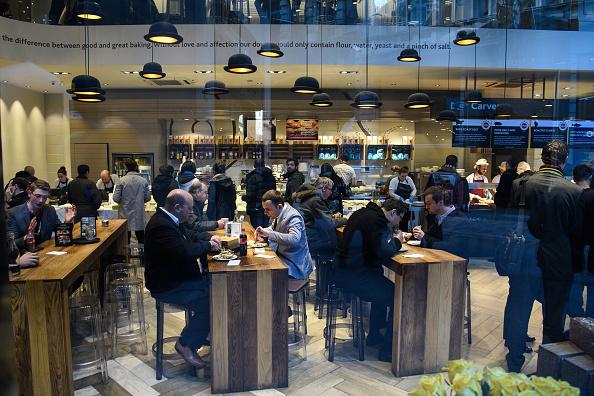 Restaurant「The Square Mile - London's Financial District」:写真・画像(17)[壁紙.com]