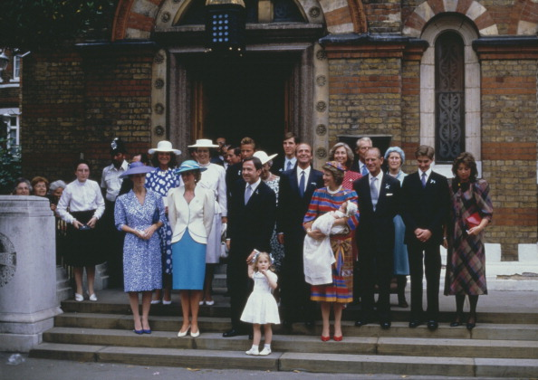 Prince - Royal Person「Greek Prince's Christening」:写真・画像(12)[壁紙.com]