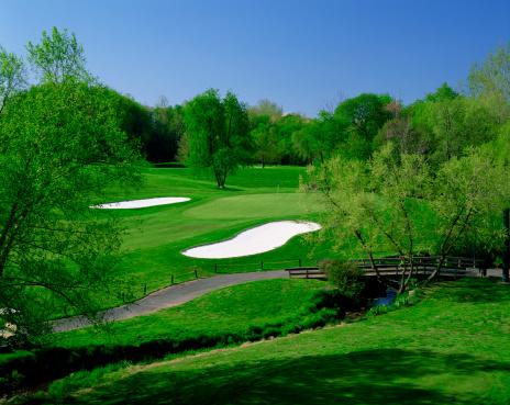 Sand Trap「Golf course」:スマホ壁紙(13)