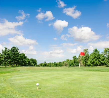Flag「golf course」:スマホ壁紙(16)
