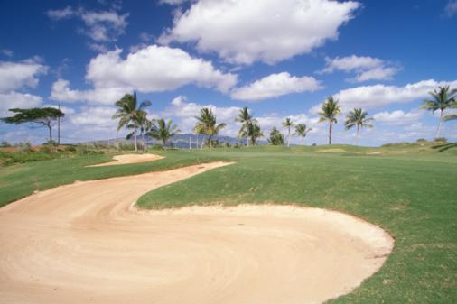 Sand Trap「Golf Course」:スマホ壁紙(6)