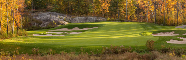 Sand Trap「Golf Course Panorama」:スマホ壁紙(15)