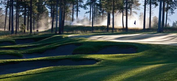Sand Trap「Golf Course Panorama」:スマホ壁紙(8)