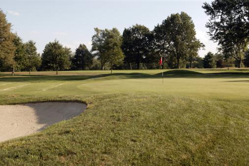 Sand Trap「Golf course」:スマホ壁紙(8)