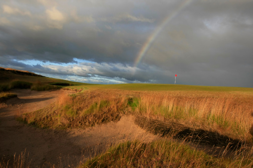 Golf Links「 golf course」:スマホ壁紙(11)
