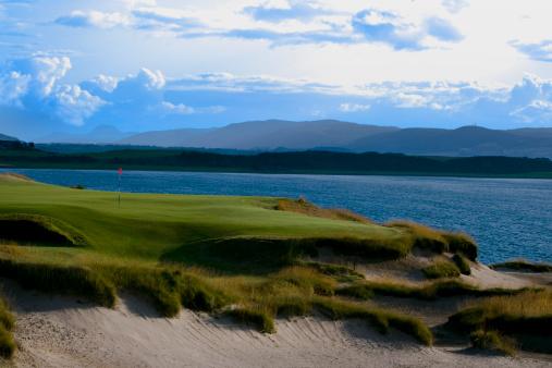 Sand Trap「 golf course」:スマホ壁紙(5)