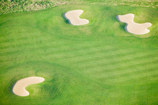 Sand Trap「Golf course」:スマホ壁紙(18)