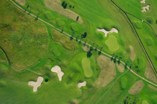 Sand Trap「Golf course」:スマホ壁紙(11)
