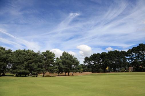 Sports Flag「Golf Course Landscape」:スマホ壁紙(15)