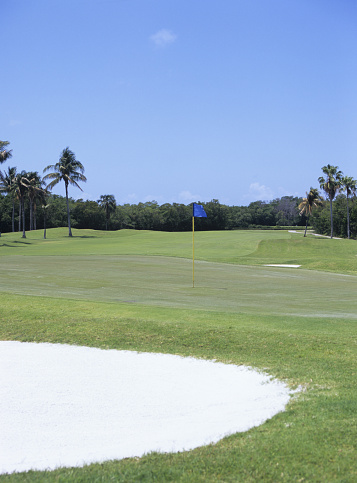 Sand Trap「Golf course, Florida, USA」:スマホ壁紙(2)