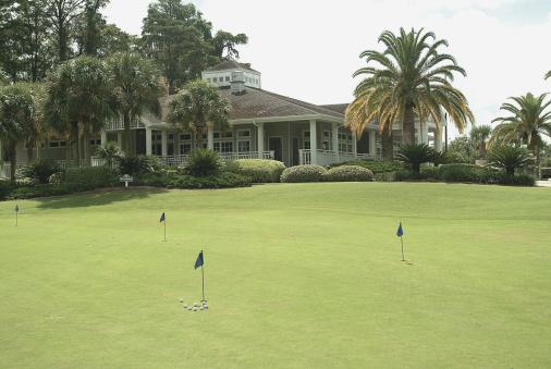 Green - Golf Course「Golf course」:スマホ壁紙(8)