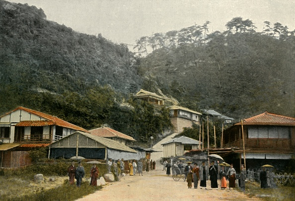 Heritage Images「Une Rue A Nunobiki」:写真・画像(8)[壁紙.com]