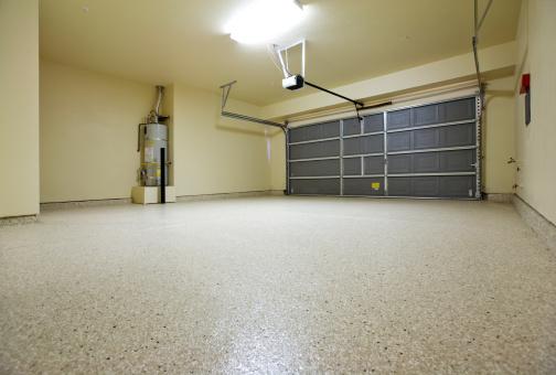 Floodlit「Empty Garage」:スマホ壁紙(6)