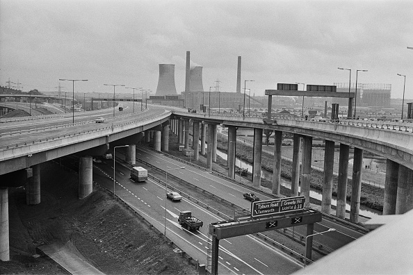 Birmingham - England「Gravelly Hill Interchange Opening」:写真・画像(13)[壁紙.com]