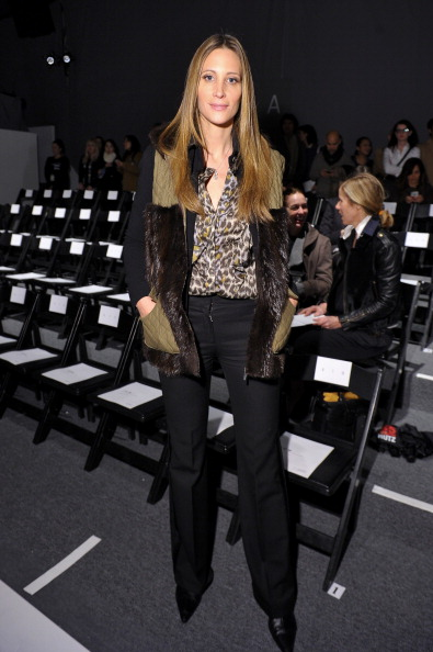 Multi Colored Blouse「ICB By Prabal Gurung - Front Row - Fall 2013 Mercedes-Benz Fashion Week」:写真・画像(11)[壁紙.com]