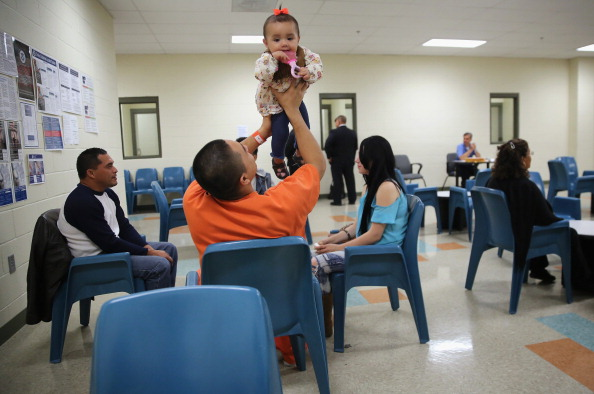 Visit「ICE Holds Immigrants At Adelanto Detention Facility」:写真・画像(0)[壁紙.com]