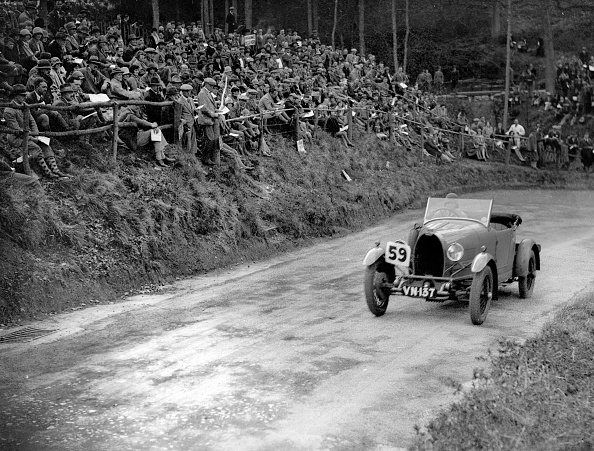 Cooking Utensil「Bugatti Type 40 of Miss C Turner at the Shelsley Walsh Amateur Hillclimb, Worcestershire, 1929」:写真・画像(5)[壁紙.com]