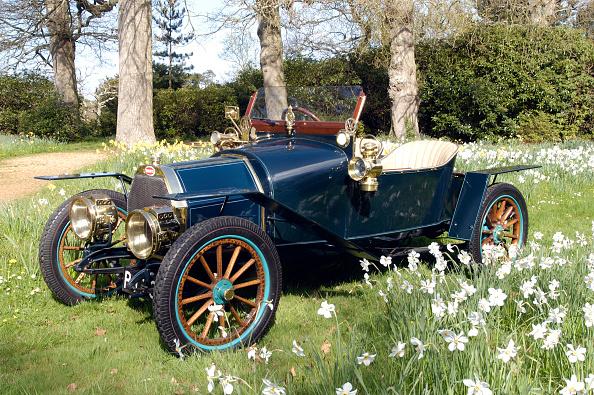 Collector's Car「1910 Bugatti Type 13」:写真・画像(3)[壁紙.com]