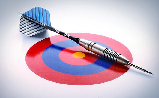 Sports Target「Dart on target」:スマホ壁紙(16)