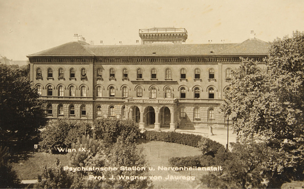 Vienna - Austria「Psychiatric Clinic Of The University Of Vienna And Mental Hospital In The General Hospital」:写真・画像(11)[壁紙.com]