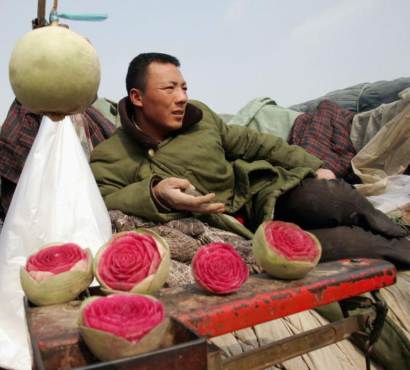 City Life「Vendors Wait For Customers At A Market In Beijing」:写真・画像(4)[壁紙.com]