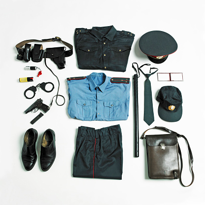 Belt「Organized police uniform and equipment」:スマホ壁紙(15)