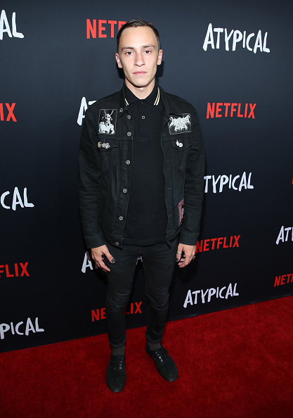 Fully Unbuttoned「Netflix Original Series Atypical Special Screening」:写真・画像(18)[壁紙.com]