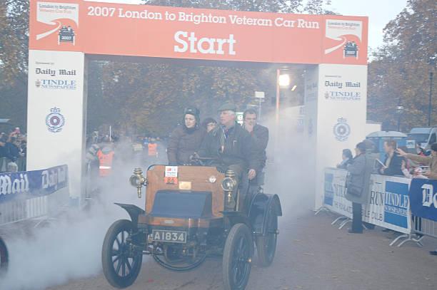 1900 Georges Richard on 2007 London to Brighton Run:ニュース(壁紙.com)