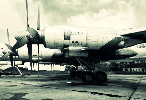Auto Post Production Filter「Old Soviet aircraft」:スマホ壁紙(14)