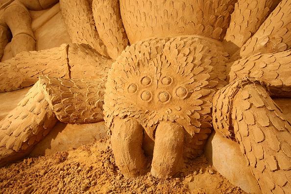 Sand Sculpture「International Sand Sculpting Artists Open Annual Exhibition」:写真・画像(8)[壁紙.com]