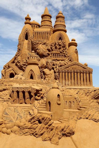 Sand Sculpture「Frankston Sand Sculpture Exhibition」:写真・画像(3)[壁紙.com]