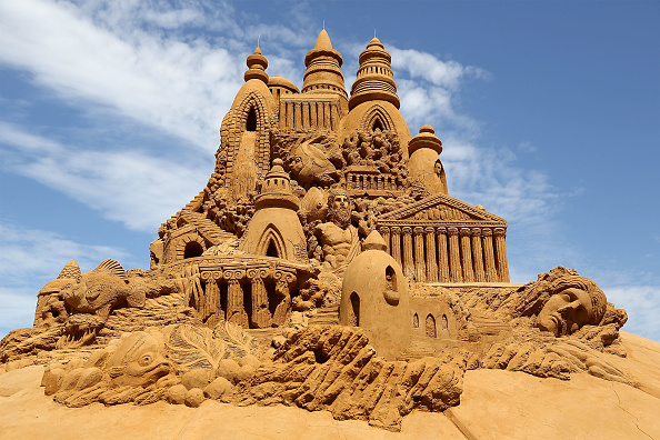 Sand Sculpture「Frankston Sand Sculpture Exhibition」:写真・画像(10)[壁紙.com]