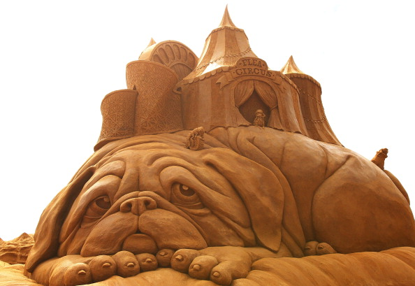 Sand Sculpture「International Sand Sculpting Artists Open Annual Exhibition」:写真・画像(0)[壁紙.com]