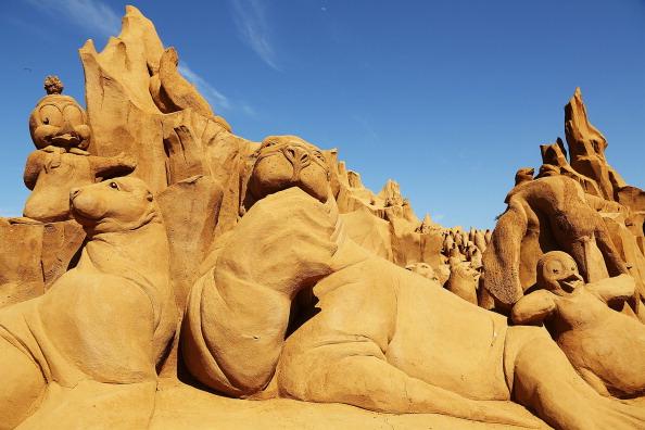 Sand Sculpture「Frankston Sand Sculpture Exhibition」:写真・画像(8)[壁紙.com]