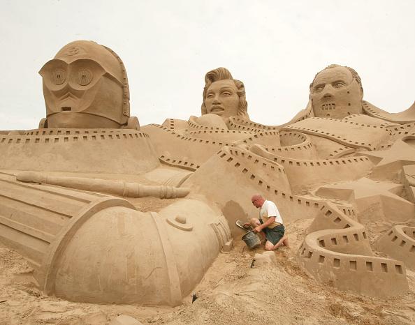 Sand Sculpture「Sand Sculptures Festival」:写真・画像(16)[壁紙.com]