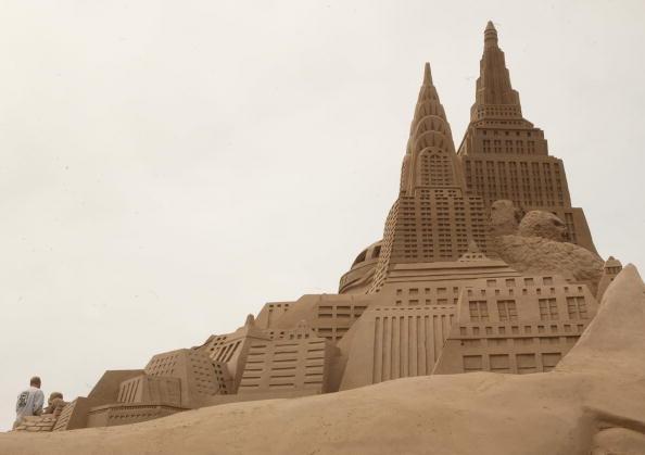 Sand Sculpture「Sand Sculptures Festival」:写真・画像(15)[壁紙.com]