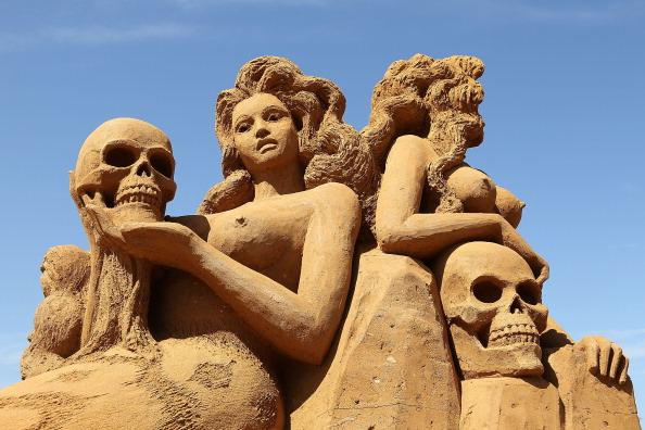 Sand Sculpture「Frankston Sand Sculpture Exhibition」:写真・画像(6)[壁紙.com]