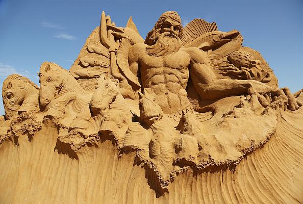 Sand Sculpture「Frankston Sand Sculpture Exhibition」:写真・画像(1)[壁紙.com]