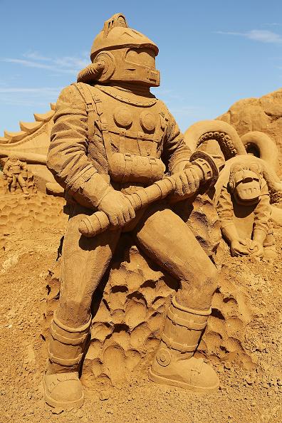 Sand Sculpture「Frankston Sand Sculpture Exhibition」:写真・画像(7)[壁紙.com]