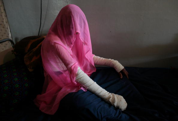 Self-Immolation「Desperate Afghan Women Attempt Suicide By Self-Immolation」:写真・画像(9)[壁紙.com]